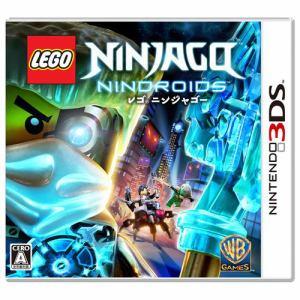 ワーナーブラザース LEGOニンジャゴー ニンドロイド 3DS CTR-P-BLNJ