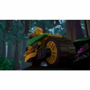 ワーナーブラザース LEGOニンジャゴー ニンドロイド PS Vita VLJM-30198