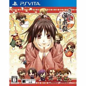 薄桜鬼 遊戯録 隊士達の大宴会 通常版 PS Vita VLJM-35413