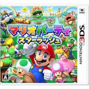 任天堂 マリオパーティ スターラッシュ 3DS CTR-P-BAAJ