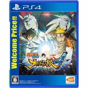 NARUTO-ナルト- 疾風伝 ナルティメットストーム4 Welcome Price!! PS4 PLJS-74021