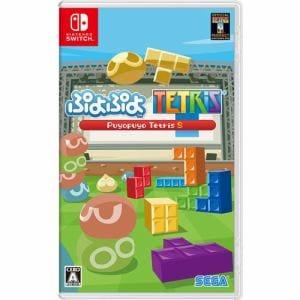 セガゲームス ぷよぷよ テトリスS Nintendo Switch HAC-P-BAACA