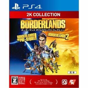 2K Collection ボーダーランズ ダブルデラックス コレクション PS4 PLJS-70110