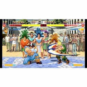 ウルトラストリートファイターII ザ・ファイナルチャレンジャーズ Nintendo Switch