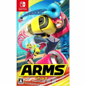 任天堂 ARMS Nintendo Switch HAC-P-AABQA
