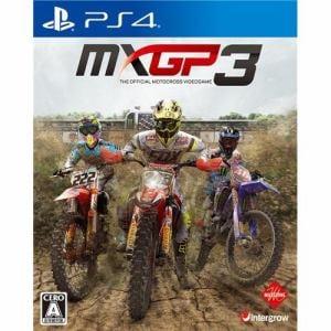 MXGP3 - The Official Motocross Videogame PS4 PLJM-16006