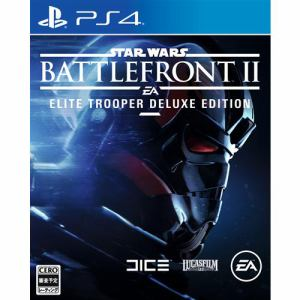 Star Wars バトルフロントII: Elite Trooper Deluxe Edition 【PS4】PLJM-16045