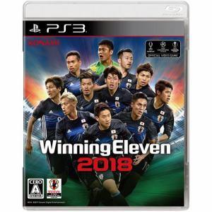ウイニングイレブン 2018 PS3 BLJM-61357