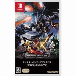 カプコン モンスターハンターダブルクロス Nintendo Switch Ver. HAC-P-AAB7A