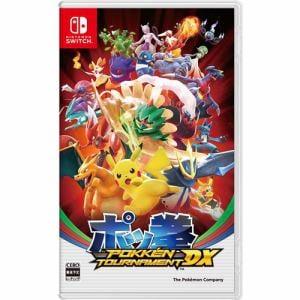 ポッ拳 POKKEN TOURNAMENT DX Nintendo Switch