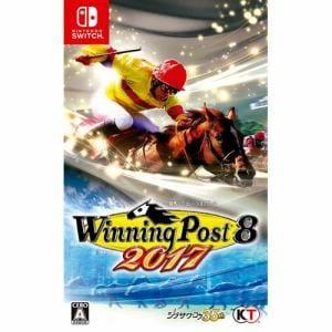 コーエー Winning Post 8 2017 Nintendo Switch HAC-P-ADYFA