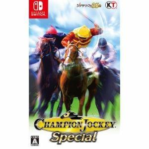 コーエー Champion Jockey Special Nintendo Switch HAC-P-AEESA