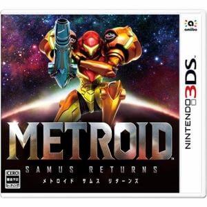 任天堂 メトロイド サムスリターンズ 通常版 3DS CTR-P-A9AJ