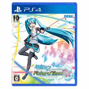 初音ミク Project DIVA Future Tone DX 通常版 PS4 PLJM-16007