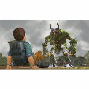 KNACK ふたりの英雄と古代兵団 PS4 PCJS-66008
