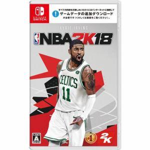 NBA 2K18 Nintendo Switch HAC-P-AB38A