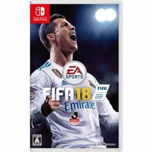 エレクトロニック・アーツ FIFA 18 Nintendo Switch版 HAC-P-ADCEA