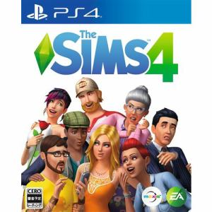 エレクトロニック・アーツ The Sims 4 通常版 PS4