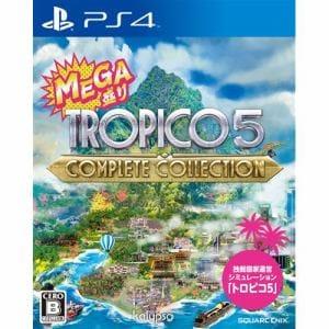 MEGA盛り トロピコ5 コンプリートコレクション PS4 PLJM-16077
