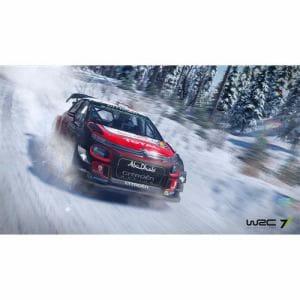 WRC7 PS4 PLJM-16063
