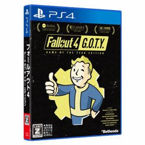 Fallout 4:Game of the YearEdition PS4 PLJM-16083