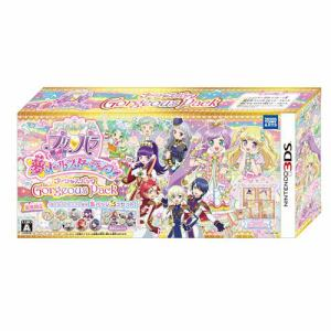 『アイドルタイムプリパラ 夢オールスターライブ! 』ゴージャスパック 3DS TTA-IPP-GP