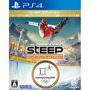 スティープウインター ゲームゴールド エディション PS4 PLJM-16102
