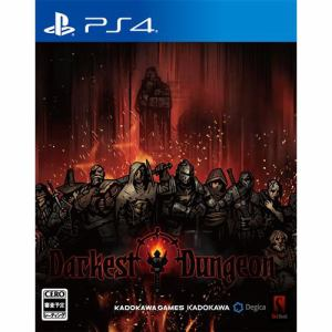 角川ゲームス Darkest Dungeon PS4版 PLJM-16101
