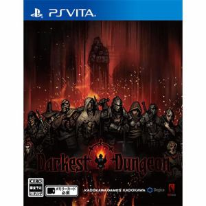 角川ゲームス Darkest Dungeon PSVita版 VLJM-38062