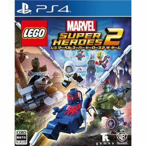 レゴ マーベル スーパー・ヒーローズ2 ザ・ゲーム PS4 PLJM-16108