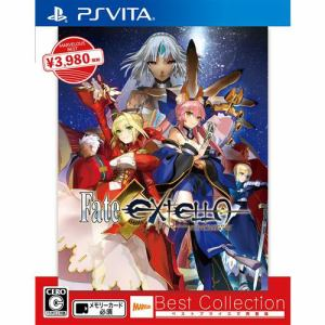 Fate/EXTELLA Best Collection PSVita VLJM-38067