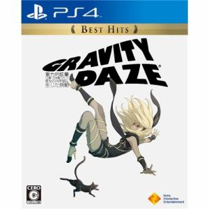 GRAVITY DAZE Best Hits PS4 PCJS-66015