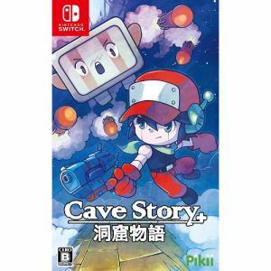 Cave Story+  Nintendo Switch HAC-P-AB92C