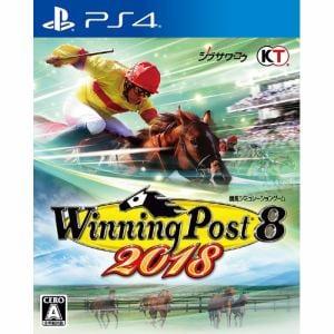 Winning Post 8 2018 PS4版 PLJM-16146