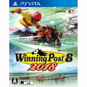 Winning Post 8 2018 PSVita VLJM-38080