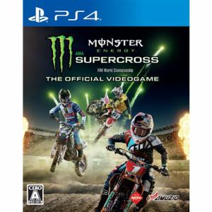 Monster Energy Supercross - The Official Videogame PS4 PLJM-16138
