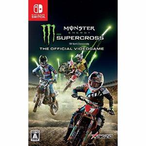 Monster Energy Supercross - The Official Videogame Nintendo Switch版 HAC-P-AJJ7B