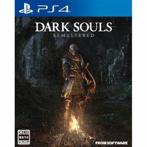 DARK SOULS REMASTERED PS4版 PLJM-16172