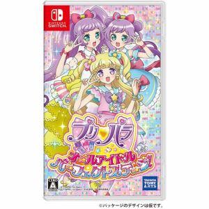 プリパラ オールアイドルパーフェクトステージ! Nintendo Switch HAC-P-ALXCA