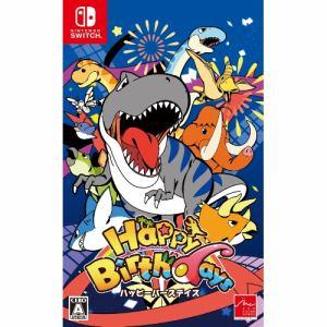 Happy Birthdays Nintendo Switch HAC-P-ALXDA