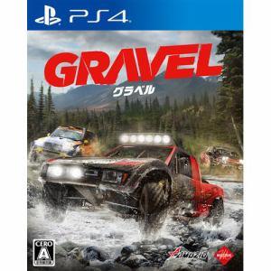 Gravel(グラベル) PS4 PLJM-16137