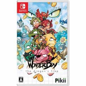 Wonder Boy: The Dragon´s Trap Nintendo Switch HAC-P-ABTCE