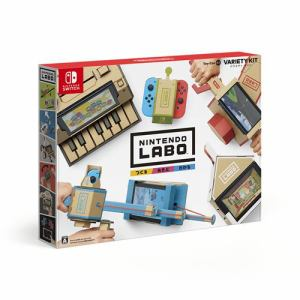 Nintendo Labo Toy-Con 01: Variety Kit HAC-R-ADFUA
