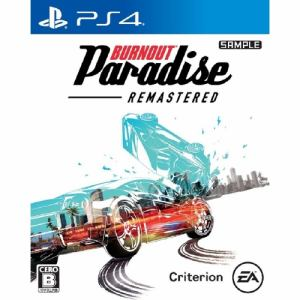 Burnout Paradise Remastered PS4 PLJM-16167