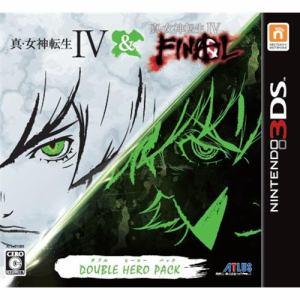 真・女神転生Ⅳ & FINAL ダブルヒーローパック 3DS ATS-01803