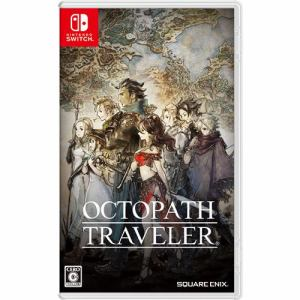 OCTOPATH TRAVELER Nintendo Switch HAC-P-AGY7A