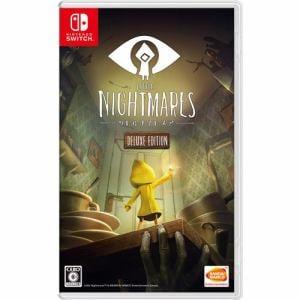 LITTLE NIGHTMARES-リトルナイトメア- Deluxe Edition Nintendo Switch版 HAC-P-AEB8A