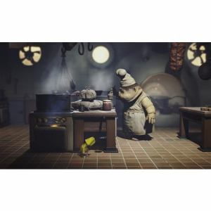 LITTLE NIGHTMARES-リトルナイトメア- Deluxe Edition PS4版 PLJS-36058