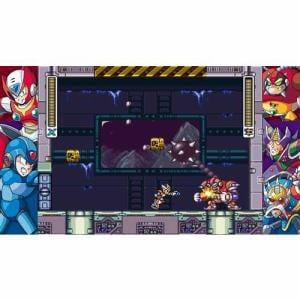 ロックマンX アニバーサリー コレクション 1+2 PS4版 PLJM-16190