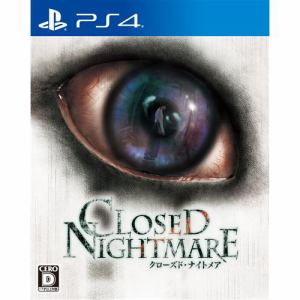 CLOSED NIGHTMARE PS4版 PLJM-16212